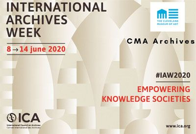 International Archives Week 2020