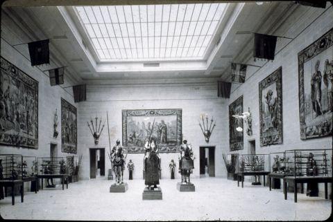 Armor Court, 1916
