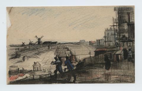 Van Gogh's Sketchbook