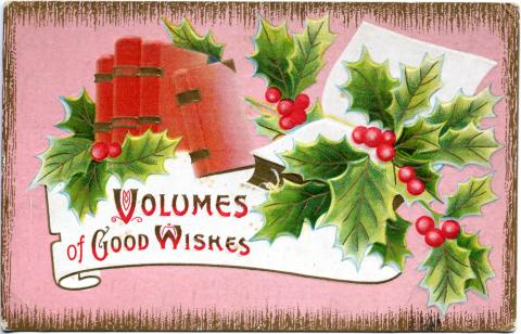Volumes of Good Wishes